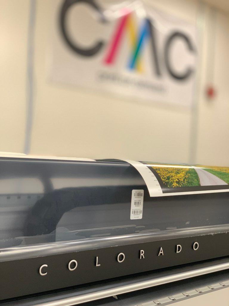 Canon Colorado Printer